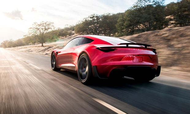 Tesla's Superfast Electric Car 60mph in 1.9 seconds
