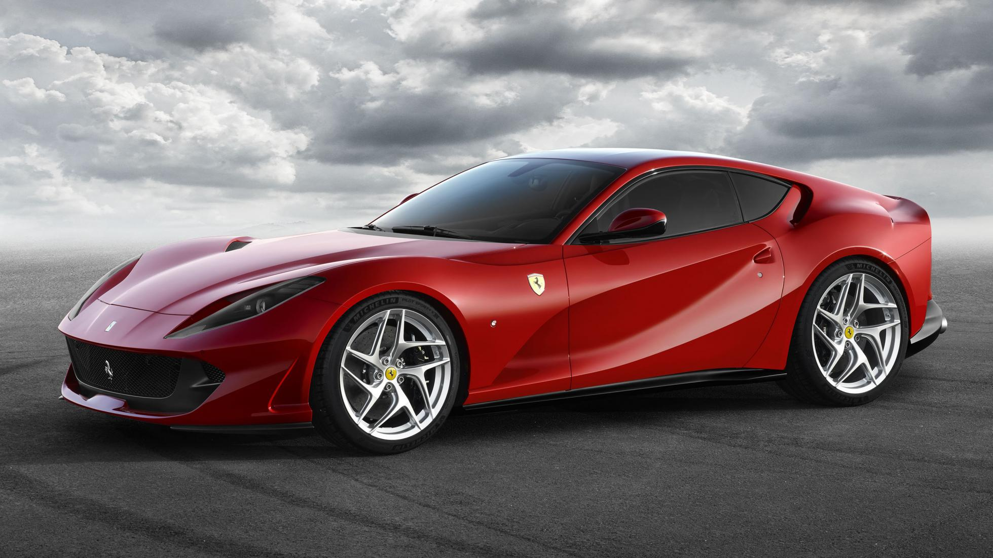 Ferrari 789bhp 812 Superfast revealed as most powerful at Geneva Car Show