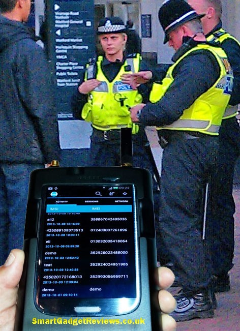 Phone Hackers: Britain's Secret Police Surveillance