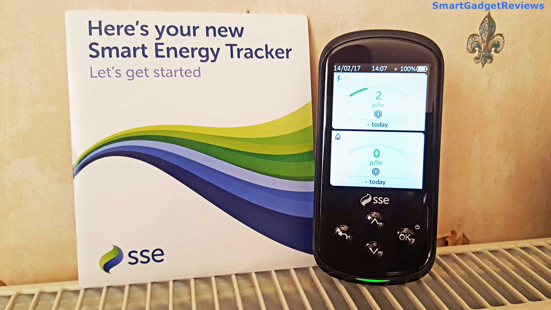 Today the 14th we are getting Smart Energy Meters installed.