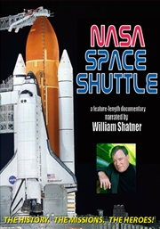 The Space Shuttle Narrated by William Shatner ; NASA full video Documentary