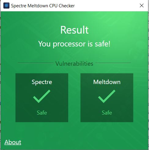 How to test Meltdown and Spectre Security on INTEL and other Processors and Android Devices