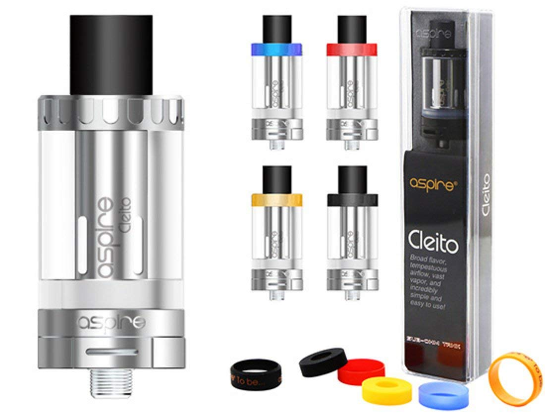 Aspire Cleito Sub Ohm 3.5ml Top Fill Tank