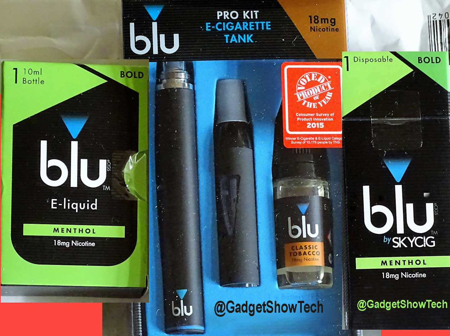 my guide and review of the blu Pro Kit