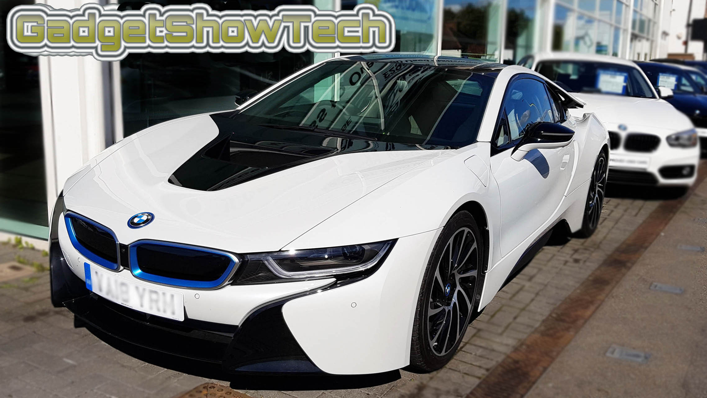 BMW i8 - 0 to 60 mph in 4.5 seconds