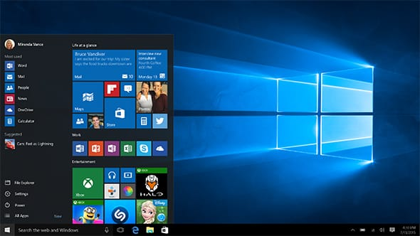 Get Windows 10 Free Today