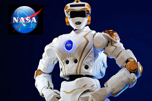 Star Wars inspired humanoid Robot Valkyrie developed for mission to Mars