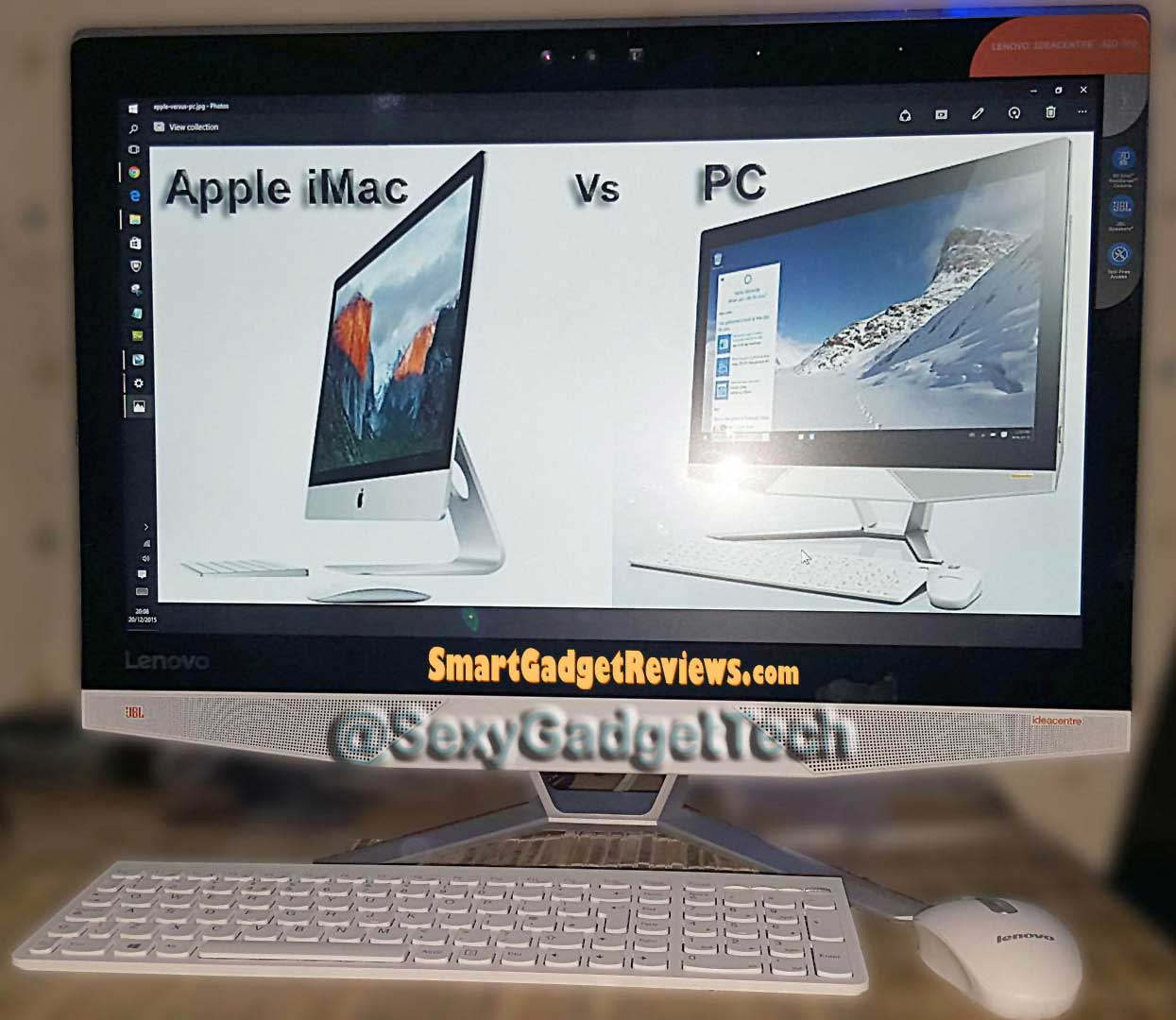 AIO 700-24ISH All-in-One (ideacentre)