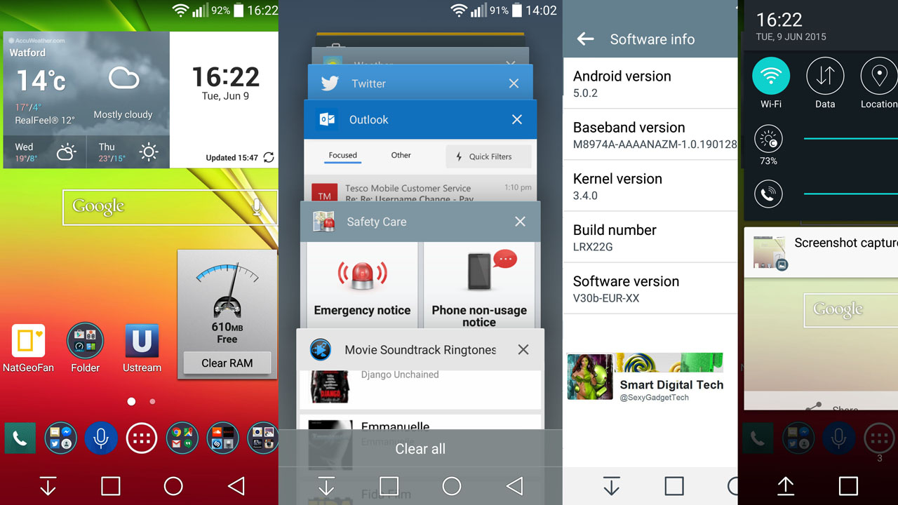 How to upgrade to Android Lollipop 5 OS using LG Sync Suite