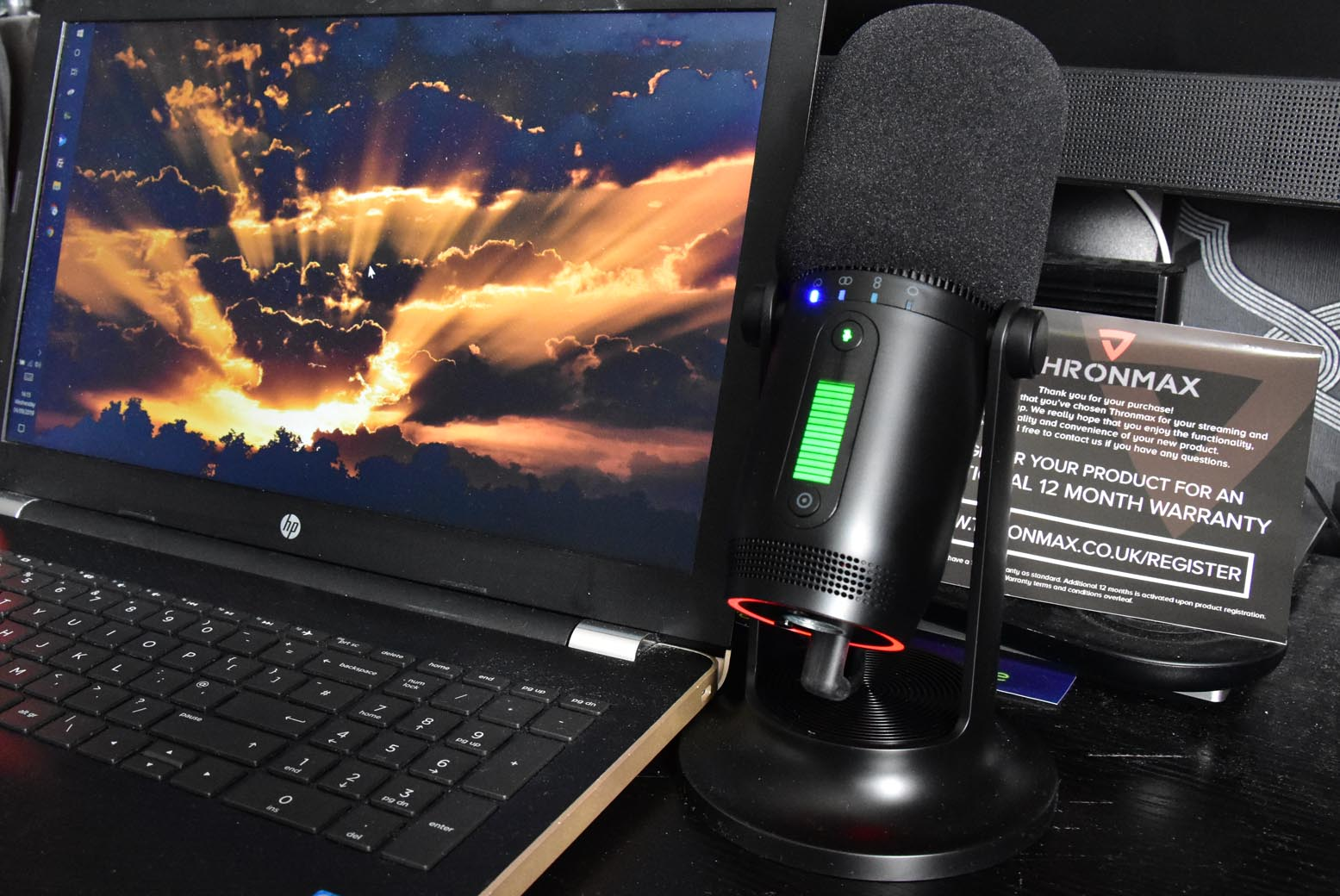 ThronMax MDRILL ONE Microphone Review.  Streaming & Recording podcast for vloggers and youtube creators.