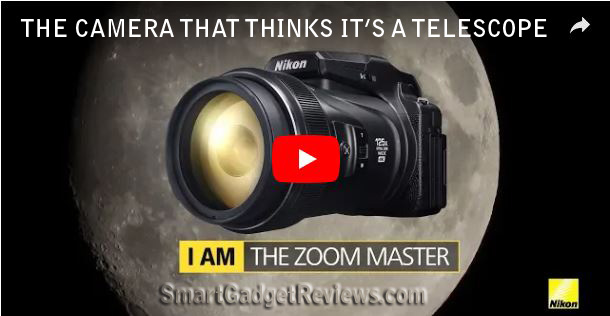 Nikon introduces the all-new COOLPIX P1000, the world's only compact camera to boast a 125x optical zoom.