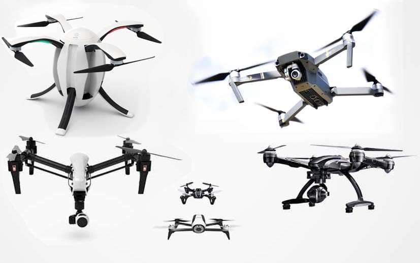 Camera Drones Technology News And Reviews 2019