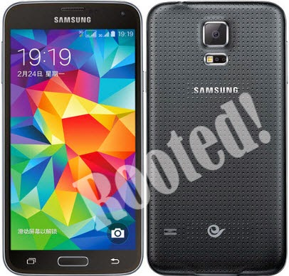 How to Root Galaxy S5 Android Kitkat Firmware