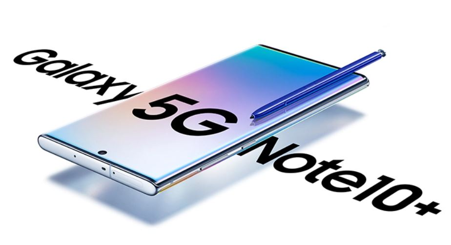 Galaxy Note10, Note10+ and Note10+ 5G