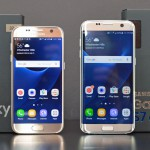Samsung Galaxy S7 edge with Android 6.01 Marshmallow