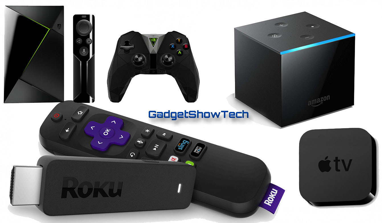 Which 4K Ultra HD Smart TV Box is best for you Android Apple Roku