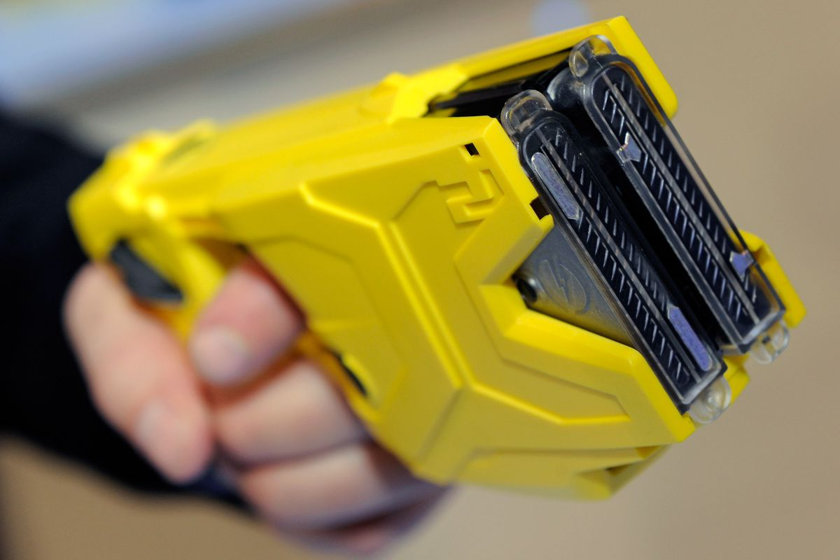 NEW Two Shot Taser's hit Hertfordshire to be phased across the UK
