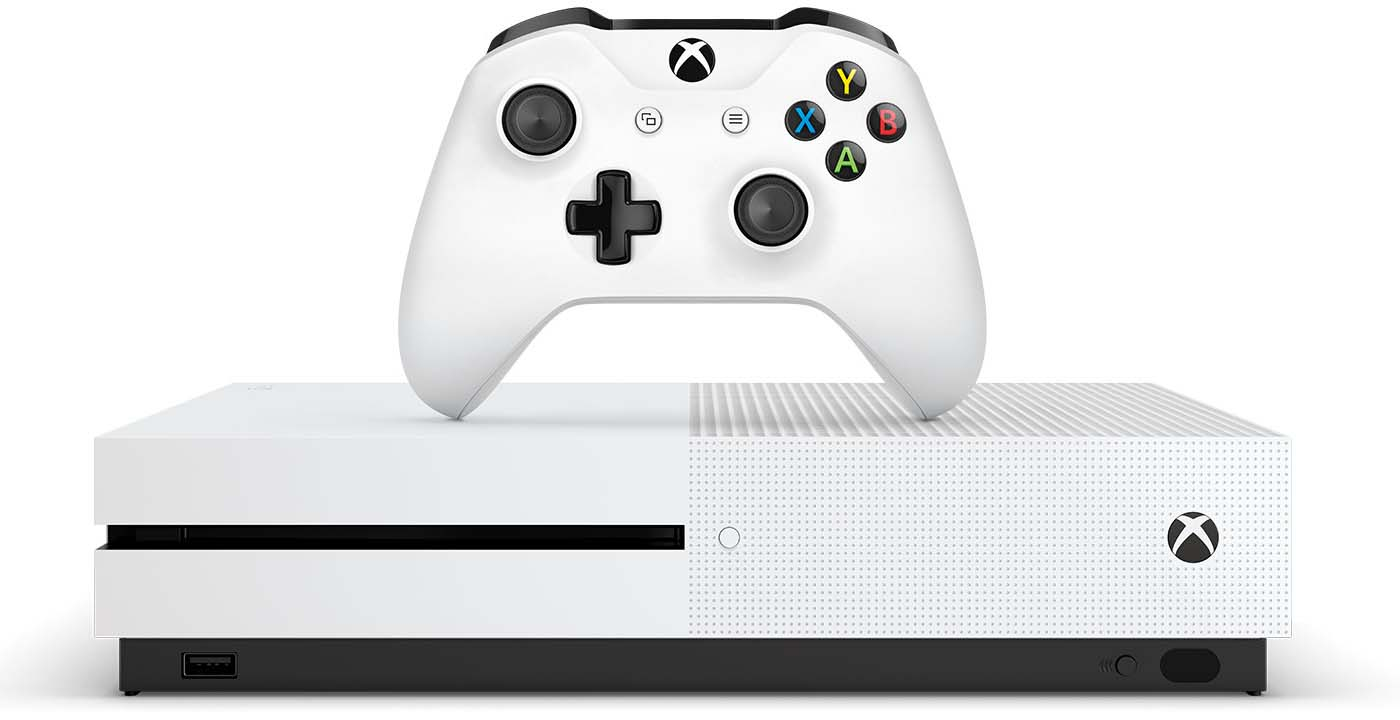 Xbox One S Gaming Console